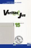 Veritas et Jus (2017). Vol. 15: Libro di