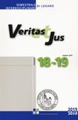 Veritas et Jus (2019). Vol. 18-19: Libro di
