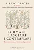 Formare, lasciare e contemplare. Basi canoniche e orientamenti pastorali Ebook di  Libero Gerosa