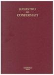 Registro dei cresimati Articoli per la liturgia