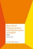 Specialized communication and popularization in English Libro di  Giuliana Garzone