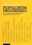 Populorum progressio Libro di Paolo VI