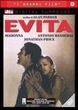 Evita DVD di  Alan Parker