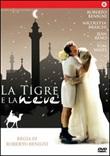 La tigre e la neve DVD di  Roberto Benigni