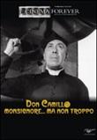 Don Camillo, Monsignore ma non troppo DVD di  Carmine Gallone