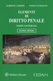 Elementi di diritto penale. Parte generale Libro di  Alberto Cadoppi, Paolo Veneziani