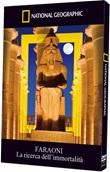 Faraoni. La ricerca dell'immortalità. DVD+ Libro DVD di
