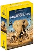 Great Migrations. 3DVD + Libro DVD di