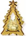 Presepe Albero in legno d'ulivo Festività, ricorrenze, occasioni speciali
