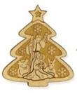 Magete Natale Natività Albero Festività, ricorrenze, occasioni speciali