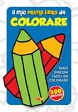 Il mio primo libro da colorare. Blu. Ediz. a colori Libro di