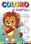 Coloro gli animali Libro di