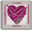 Cuore/Amore. 13 dichiarazioni d'amore senzaparole. Ediz. a spirale Libro di  Mojmir Jezek