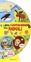 Il libro mappamondo 3D degli animali. Tuttomondo. Ediz. a colori Libro di  Louise Forshaw