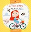 At the park-Al parco. Ediz. a colori Libro di  Alena Razumova