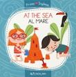 At the sea-Al mare. Ediz. a colori Libro di  Alena Razumova