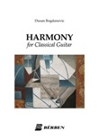 Harmony for classical guitar Libro di  Dusan Bogdanovic