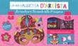 Le maschere di carnevale delle principesse. La mia valigetta d'artista. Ediz. a colori. Con gadget Libro di  Maude Guesné