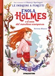 Il caso del marchese scomparso. Enola Holmes. Le indagini a fumetti Ebook di  Serena Blasco