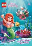 Le avventure di Ariel. Principesse Lego. Super album Libro di