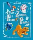 Storie di zampe, pinne e piume. Disney animals. Ediz. a colori Libro di