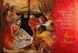 """Biglietto Natale """"Con l'incarnazione del Figlio ..."""" Festività, ricorrenze, occasioni speciali"""