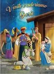 """Poster Natale """"Venite e adoriamo Gasù"""" Festività, ricorrenze, occasioni speciali"""