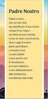 """50 Segnalibri """"Padre nostro"""" - Nuova versione"""