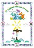 """Poster """"Il segno della Croce"""" Cartoleria"""