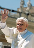 Miniposter Papa Benedetto XVI Cartoleria