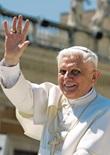 25 Cartoline Benedetto XVI benedicente Cartoleria