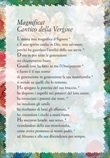 """25 Biglietti """"Magnificat"""" Cartoleria"""