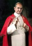 Poster Paolo VI Cartoleria