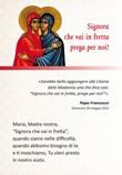 """25 Cartoline Papa Francesco """"Signora che vai in fretta…"""" Cartoleria"""
