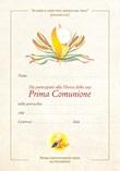 """Diploma Prima Comunione """"Io sono il pane vivo…"""" Festività, ricorrenze, occasioni speciali"""