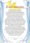 """25 cartoline """"Il mio Battesimo"""""""
