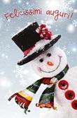 """Biglietto Natale """"Natale di pace"""" Festività, ricorrenze, occasioni speciali"""
