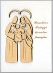 Tavoletta Sacra famiglia  Arte sacra