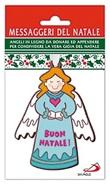 Angelo appendino turchese Messaggeri del Natale Festività, ricorrenze, occasioni speciali