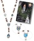 Corona rosario delle Apparizioni di Lourdes