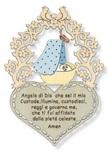 Sopraculla azzurro Angelo di Dio