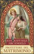 Magnete San Raffaele Arcangelo (serie Oro) Oggettistica devozionale