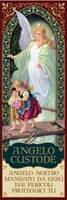Magnete angelo custode bambini Oggettistica devozionale