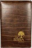 Custodia Bibbia scrutate le scritture - Colore Cuoio  Accessori e custodie per libri sacri