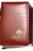 Custodia Bibbia scrutate le scritture - Colore Bordeaux -con manico Accessori e custodie per libri sacri