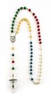 Corona rosario Giovanni Paolo II Santo missionario Rosari