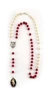 Corona rosario Giovanni Paolo II Santo Divina Misericordia Rosari