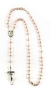 Corona rosario Giovanni Paolo II Santo similperla rosa Rosari