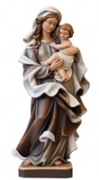 Statua Madonna del cuore Arte sacra