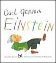 Quel genio di Einstein Libro di  Jennifer Berne, Vladimir Radunsky